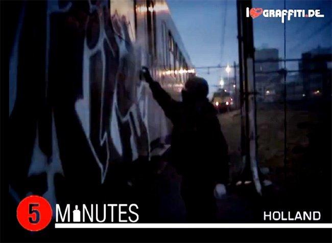 5 Minutes: Голландия и Бельгия