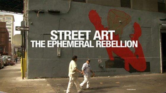 Street Art – The Ephemeral Rebellion, трейлер