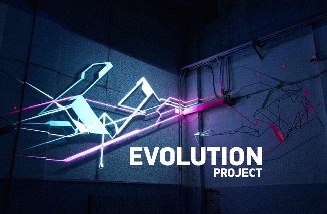 Проект Evolution x Nike, видео