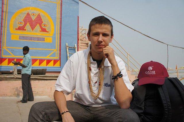 GoVaranasi – Московское граффити в самом священном городе Индии