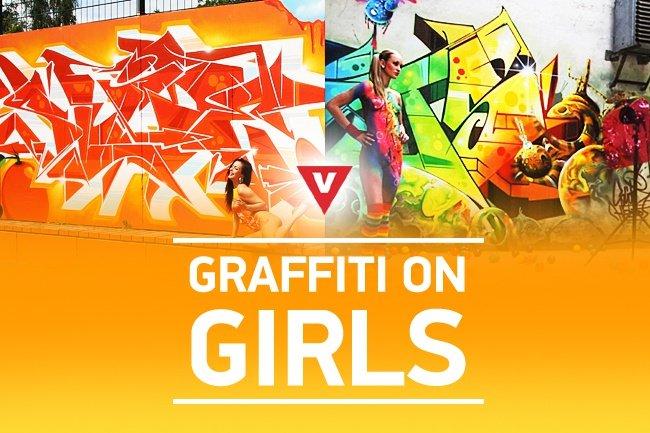 GRAFF ON GIRLS 2013