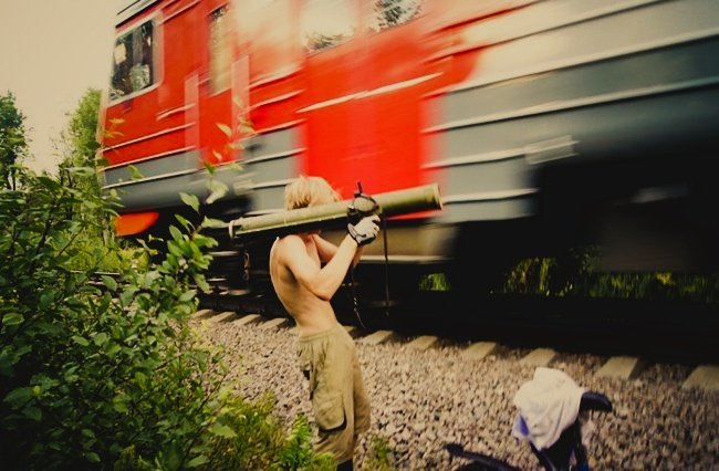 Репортаж: Нападения на пригородные поезда