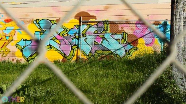 Graffiti Against The System (Часть первая)