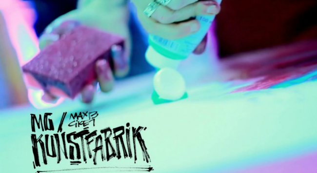 Видео: MC KUNSTFABRIK – Max13 x Cike1