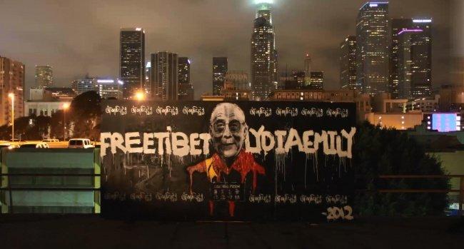 Street Artists vs. Illegal Billboards (Часть первая)
