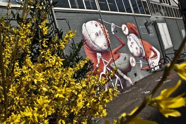 Видео: ZED1 в Голландии
