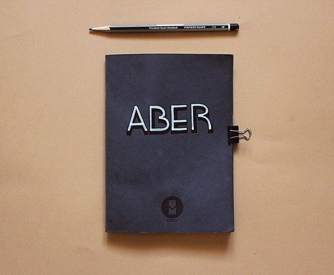 Эскизы от Aber — «Black Pages 2013»