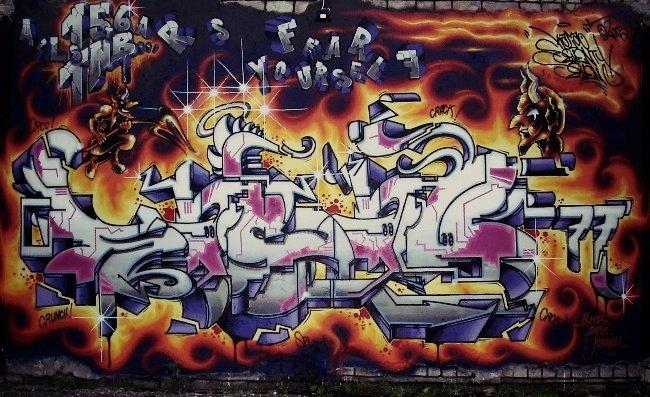 Фильм: Граффити в Берлине