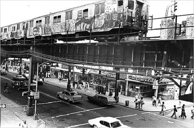 Фильм: Dirty Old New York Subway
