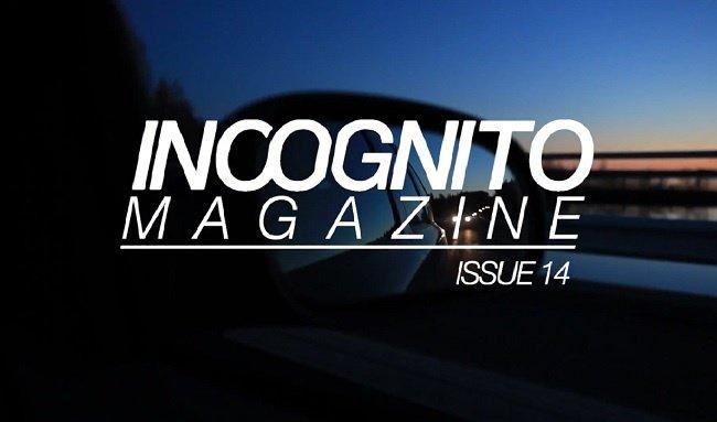 Трейлер: Incognito Magazine #14