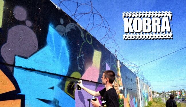 Граффити фестиваль в Магнитогорске #2