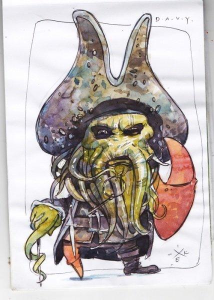 Граффити и иллюстрации от CIKE1, Германия
