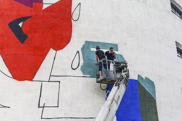 Работа Fence & Score в Москве