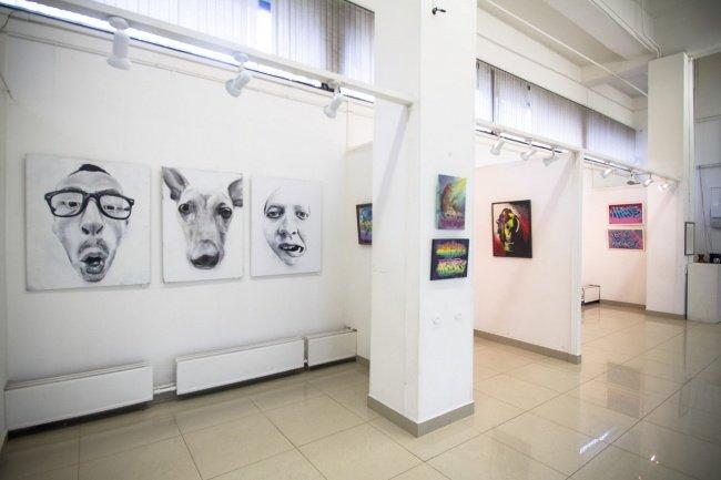 """Фото-отчет: Выставка """"Инновационное искусство"""""""