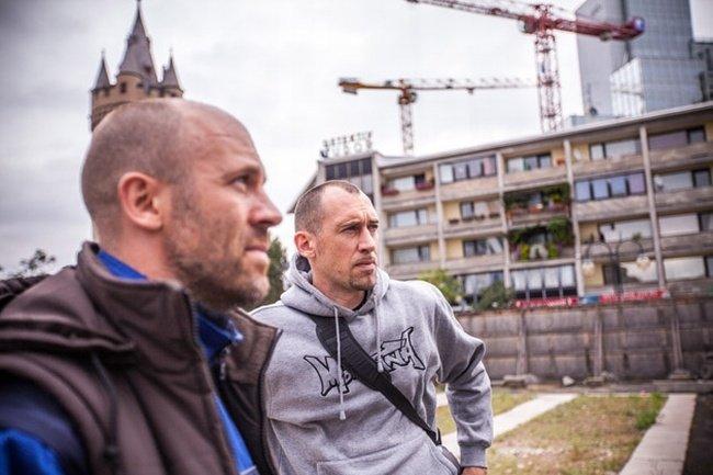 Видео: Herakut во Франкфурте