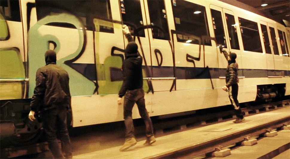 Бомбинг на метро в Мадриде