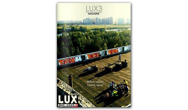 Превью: LUX MAGAZINE 3