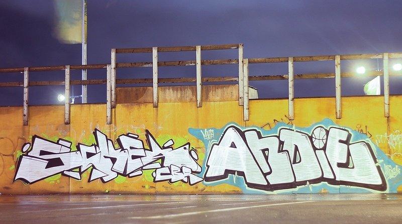 Видео: SKEA – Граффити-тур по России