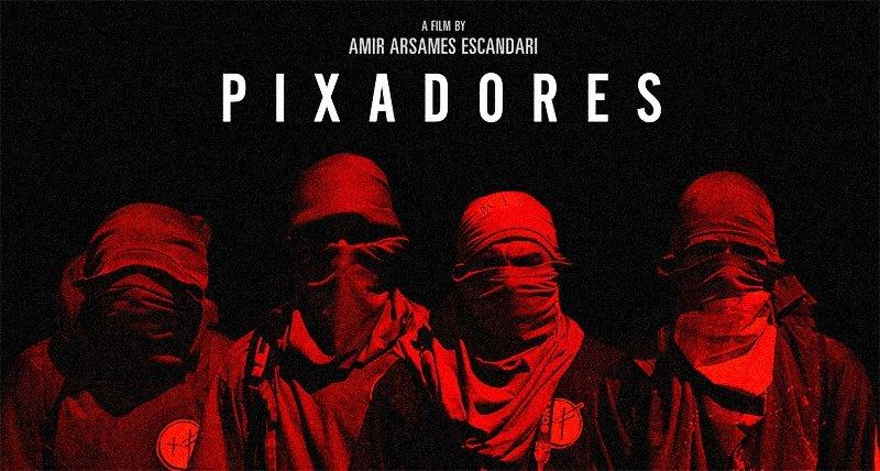 Трейлер: PIXADORES