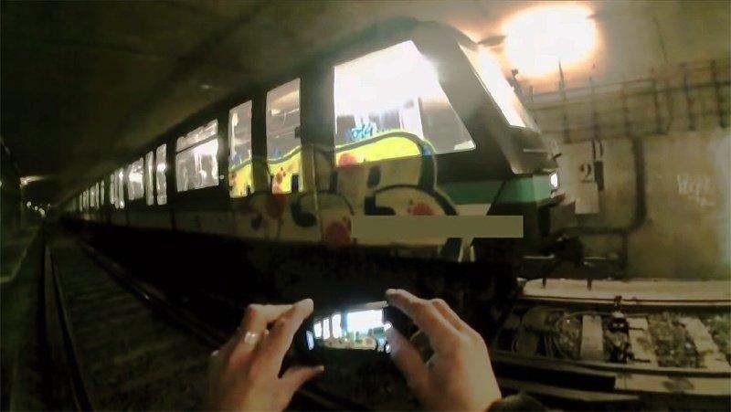 Видео: SEE рисует в Париже