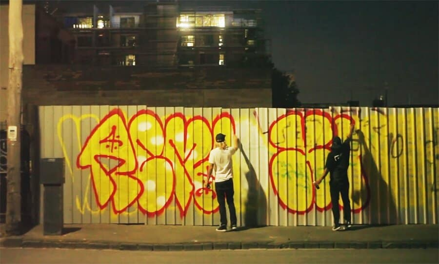 Видео: REMIO рисует в Австралии