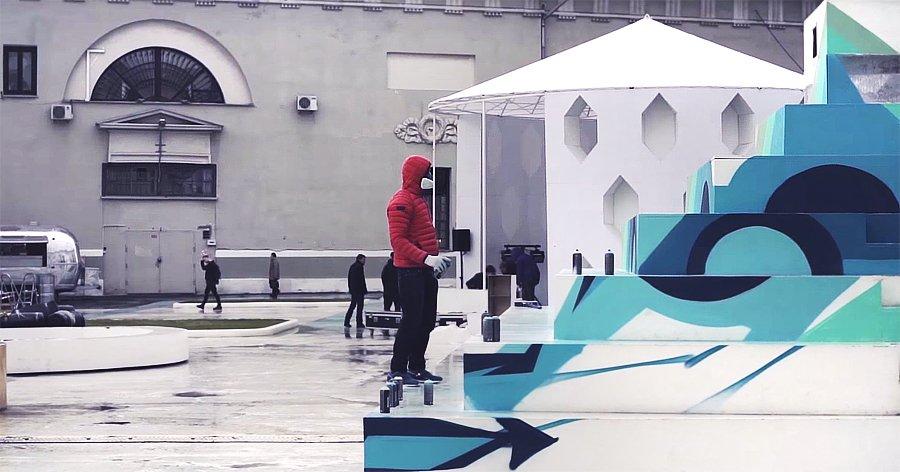 StreetFire: Москва vs СПб