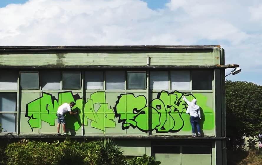 SOFLES рисует в Париже