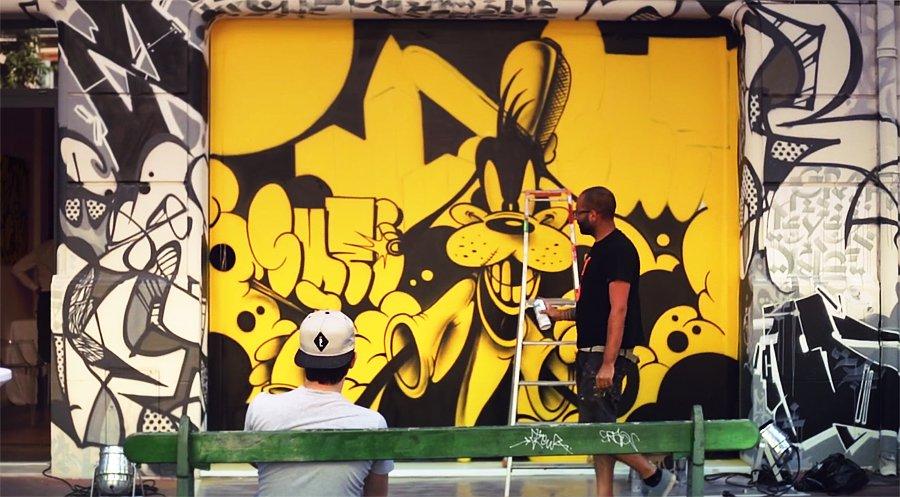 Видео: GRAFFITI FEVER
