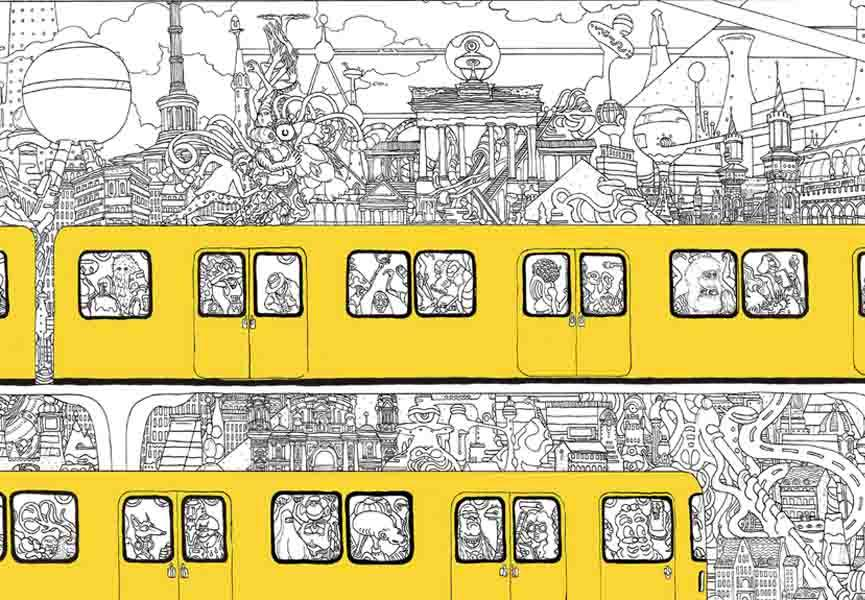 Metroidz – граффити художники в галерее