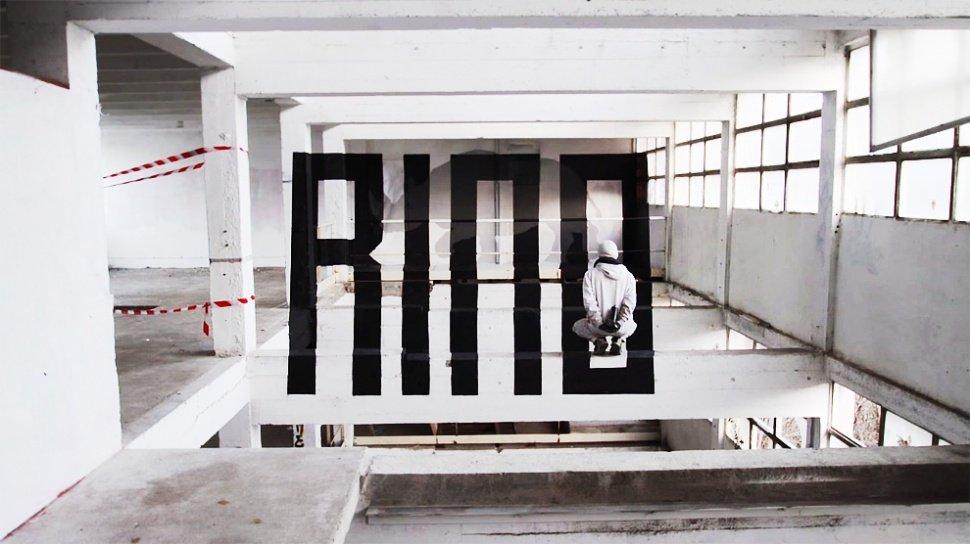 Видео: Rino — Анаморфоз