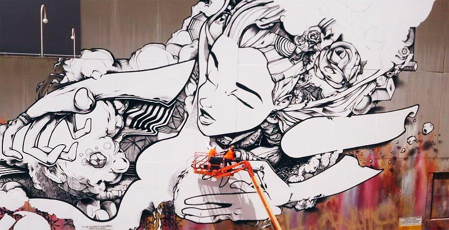 SOFLES — Graffiti Mapped