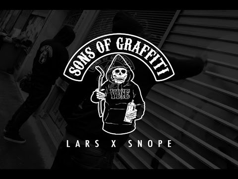 SONS OF GRAFFITI #1 – LARS & SNOPE