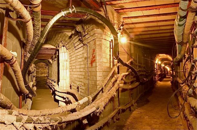 лабиринт коммунальных тоннелей, Миннесота