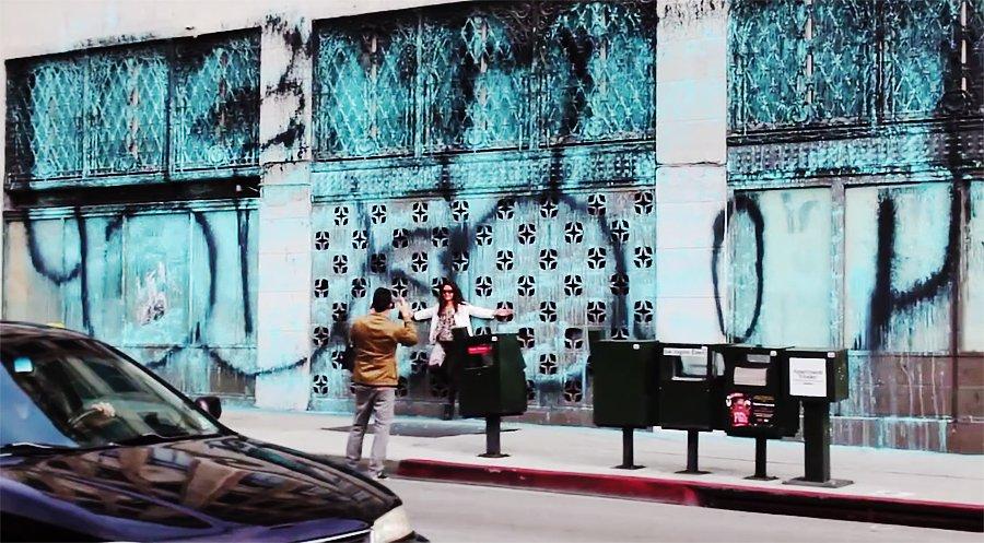 CITY OF ANGELS – Бомбинг в Лос-Анджелесе
