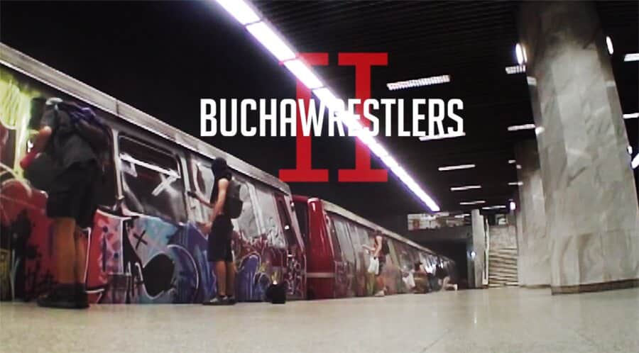 Buchawrestlers – On The Streets