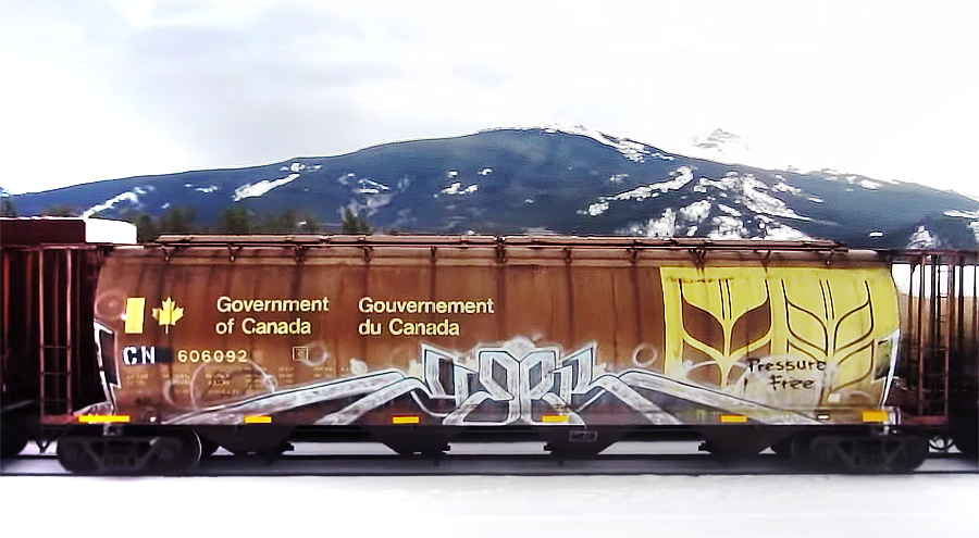 Freight Train Benching #29-32