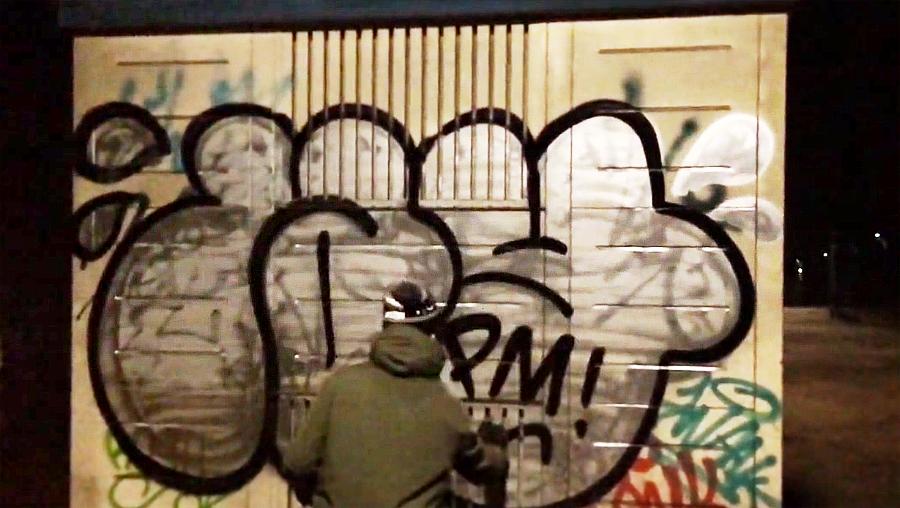 Jame – бомбинг в Варшаве