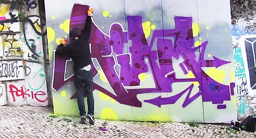Фильм: Riam – Я просто рисую свое имя