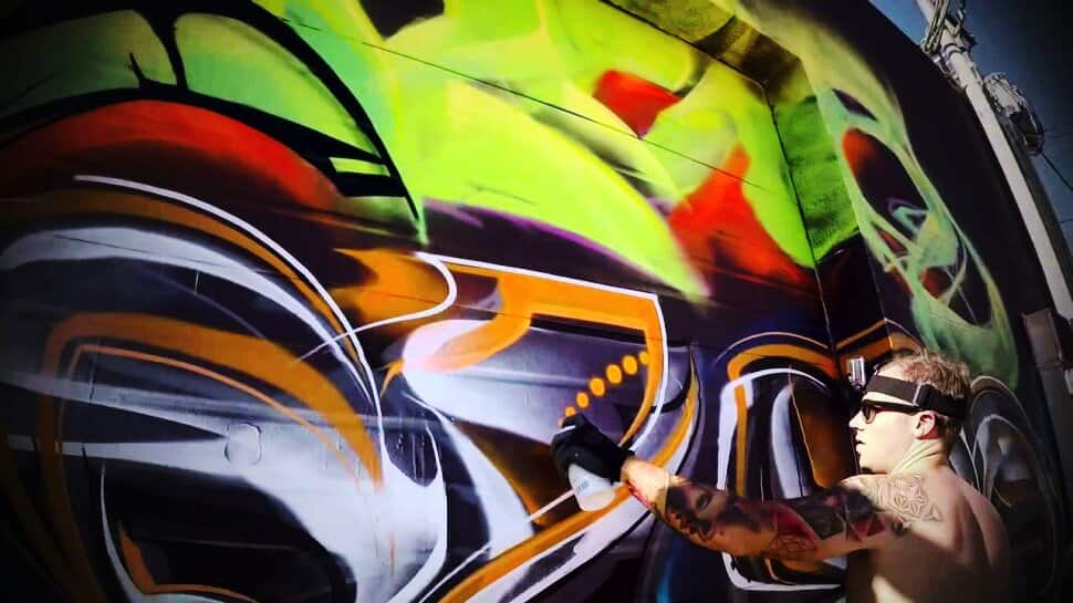 Graffiti by SOFLES & SOLVER
