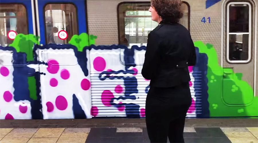 Amsterdam trains 2012-2015