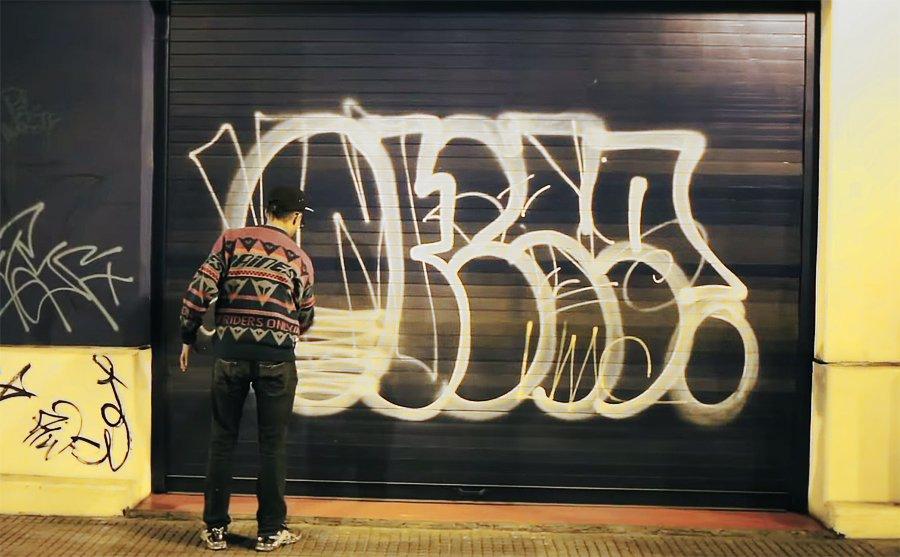 Граффити от BLACK33