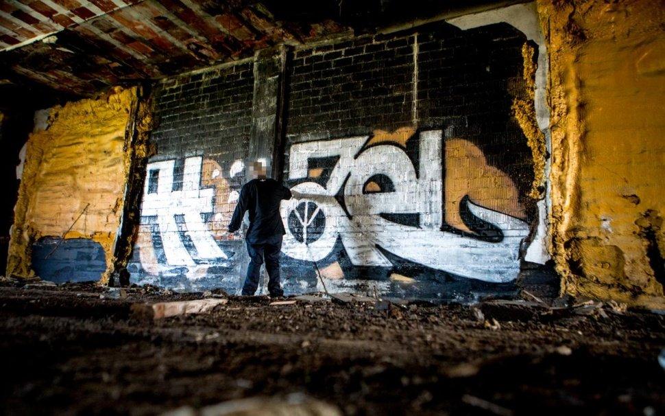 GRAFFITI by HAEL & BEGR