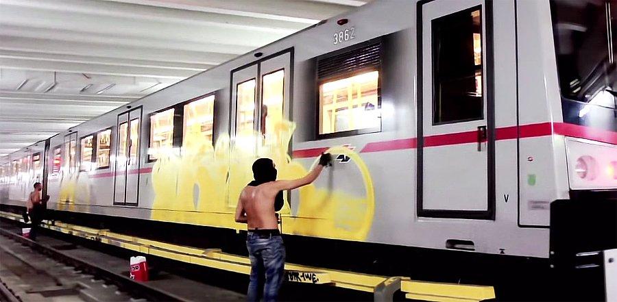 Holiday'Spray – Бомбинг в Вене