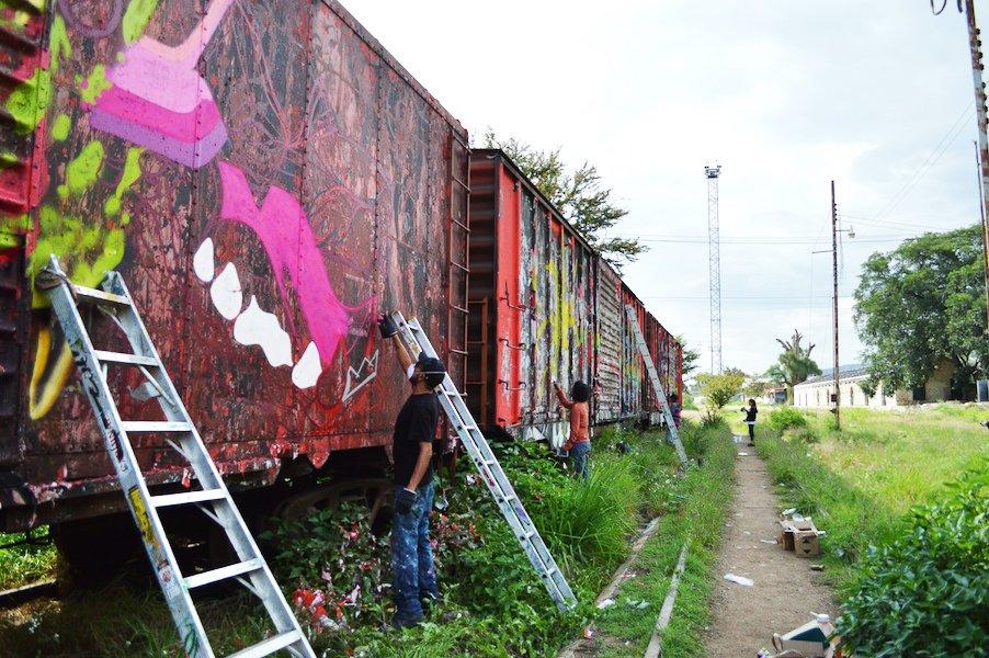 Museo del Ferrocarril Oaxaca