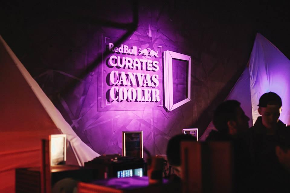 Арт-проект: The Canvas Cooler 2015