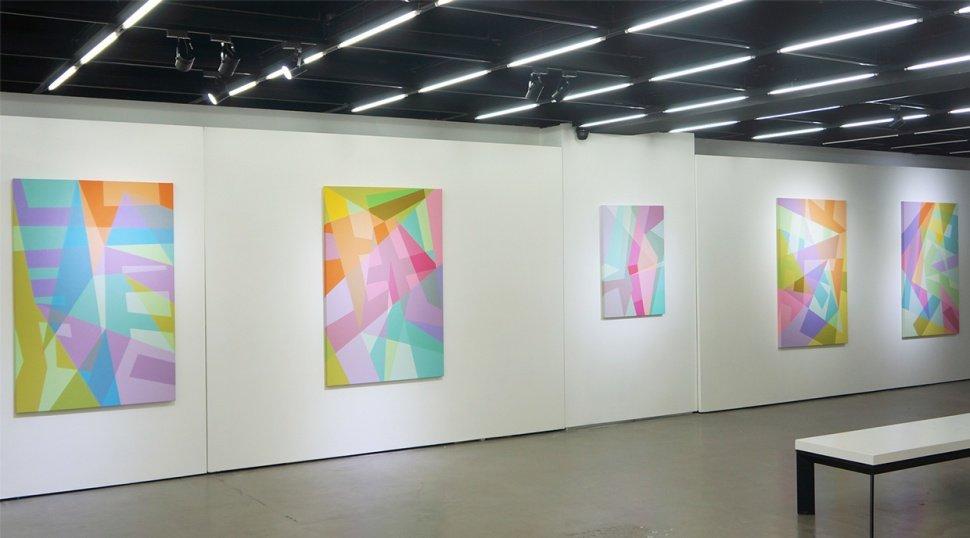 ПАША WAIS – выставка в Гонконге