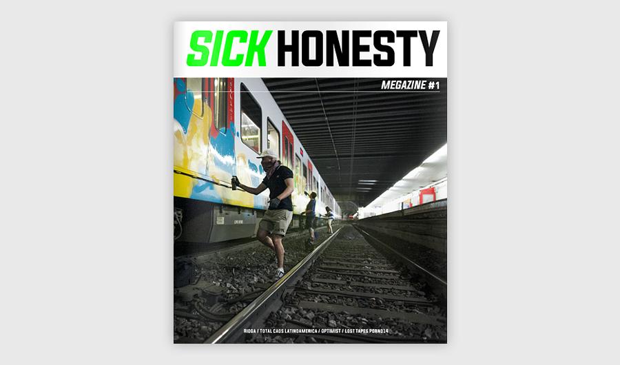 Трейлер – Sick Honesty # 1
