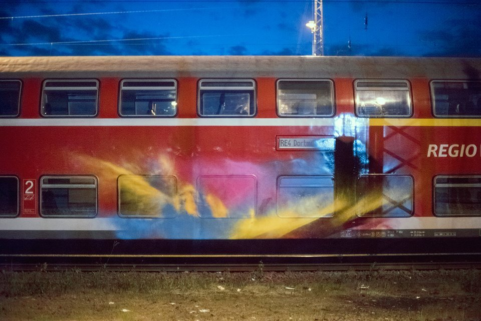 MOSES & TAPS™ – Rules of vandalism
