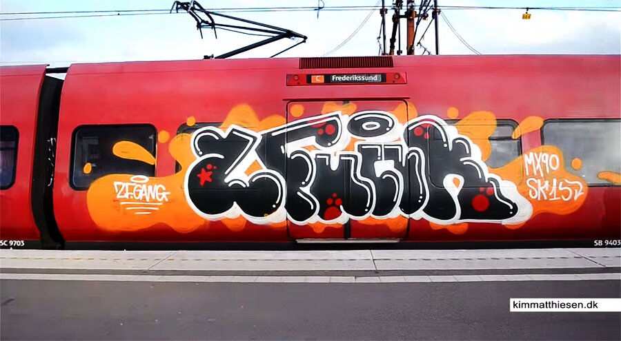 Трафики в Копенгагене #38 – 42