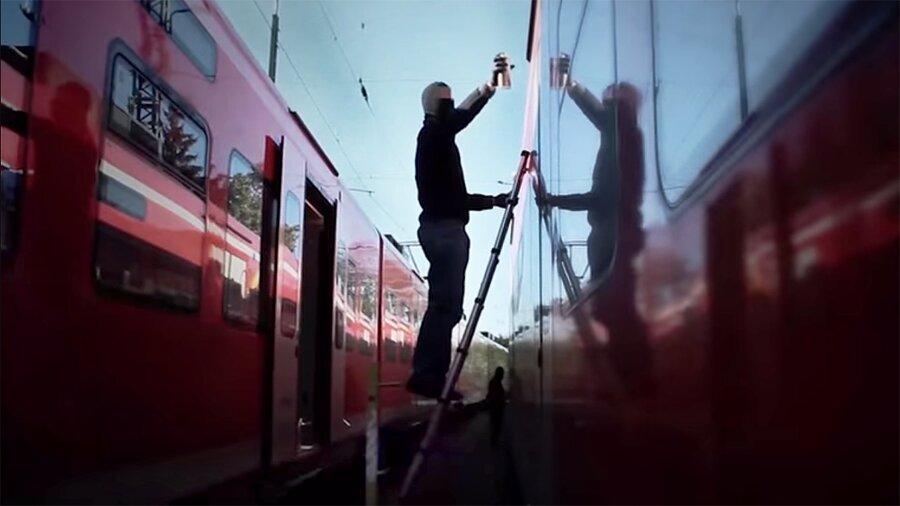 5 MINUTES: Hello my name is – German Graffiti